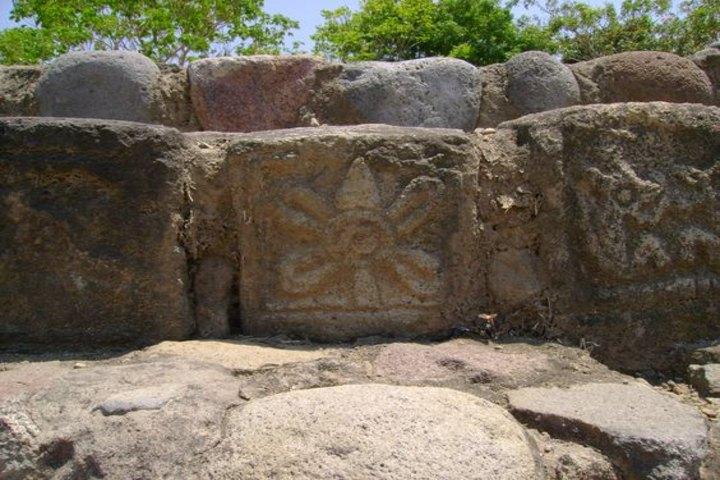 Plaza del tiempo. Foto. Guida Archeologia