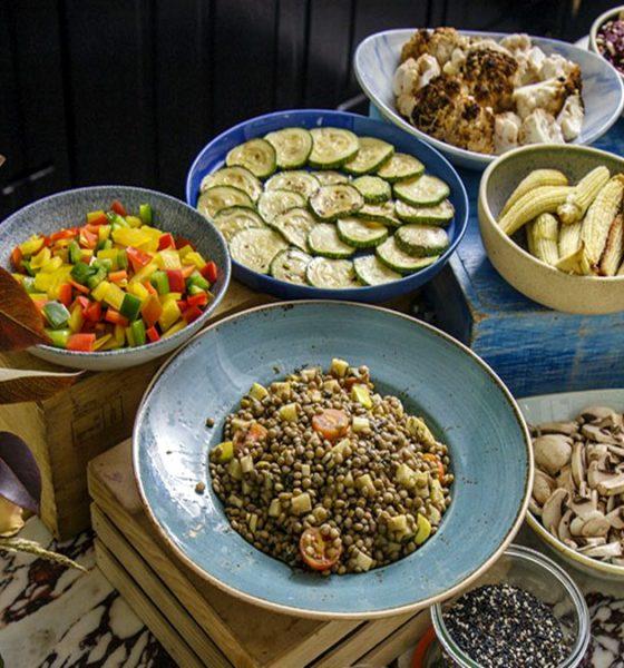 Power Lunch en el hotel Four Seasons. Foto Neextt