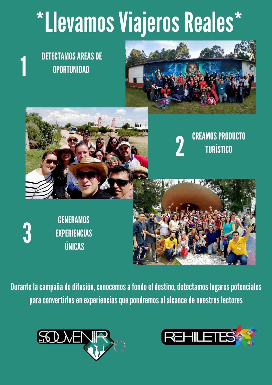 Publicidad en revista de Turismo digital El Souvenir 4