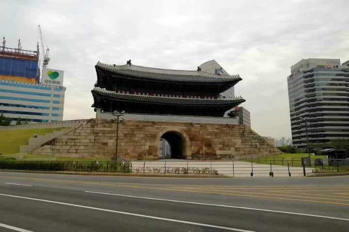 Puerta Coreana Seúl Foto El Souvenir