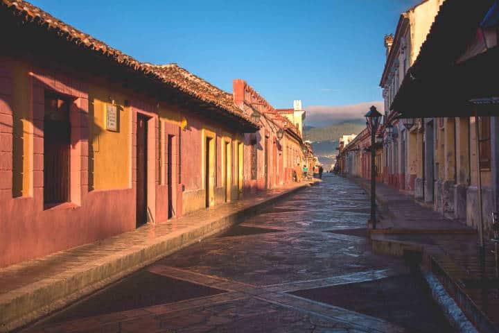 Que hacer en San Cristóbal de las Casas. Calles. Foto: Rod Waddington