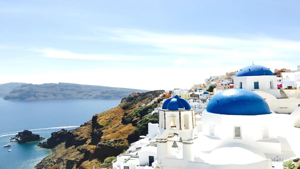 Que hacer en la isla de Santorini. Foto. Cristiano Pinto