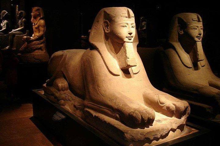 Que ver en Turín.Museo egipcio. Foto: Fernando López