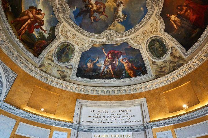 Que ver en el Louvre de París. Foto NakNakNak.