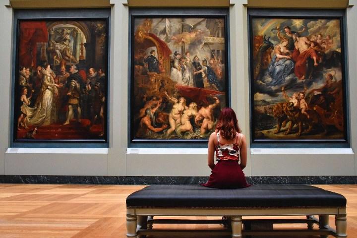 Que ver en el Louvre de París.Foto Pexels.