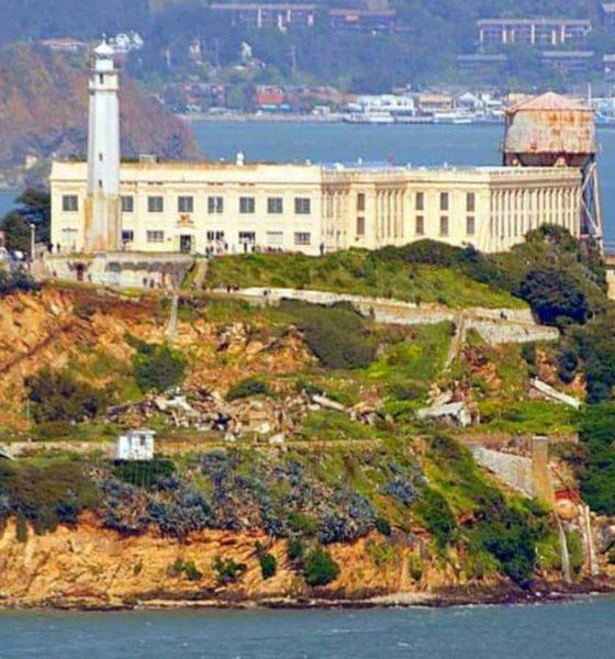 Recorrido por la isla de Alcatraz. Foto: Pixabay
