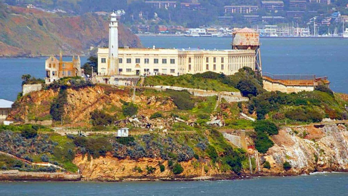 Recorrido por la isla de Alcatraz. Foto Pixabay