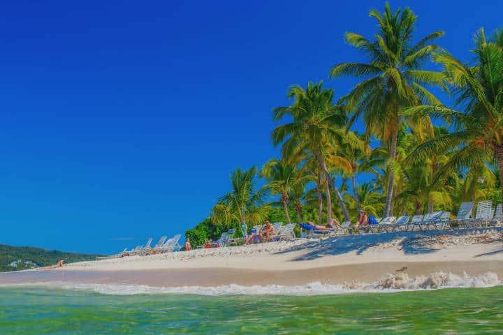 Islas que se pueden rentar para vacacionar. República Dominicana. Foto: VViktor
