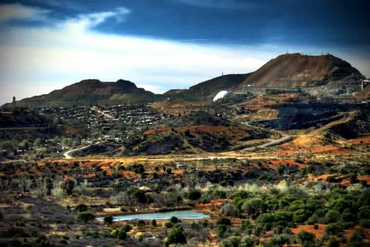 Ruta del Río Sonora Foto Alberto Quiñones