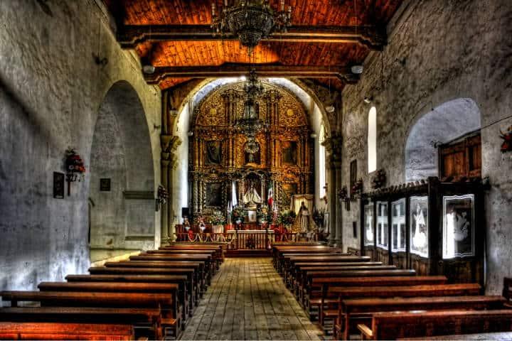 Iglesia de Santo Domingo. Foto: Daniel Mennerich