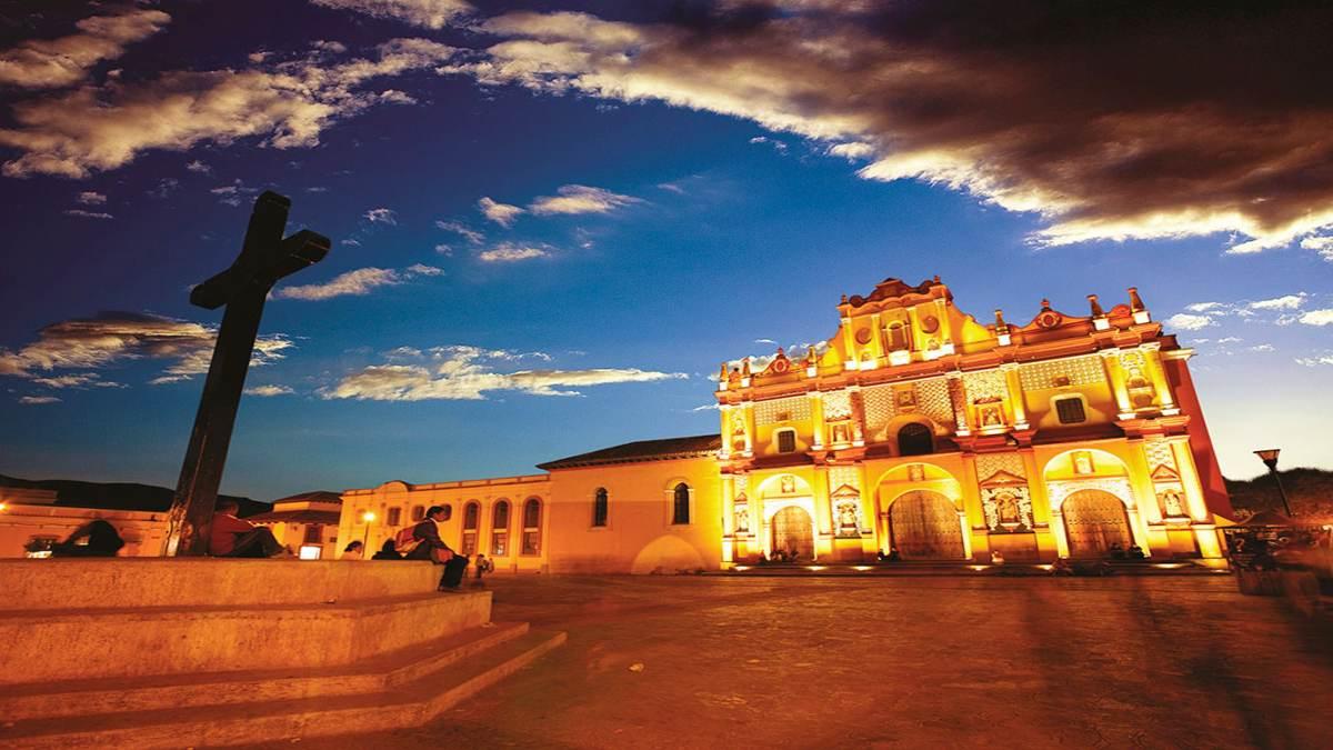 San Cristóbal de las Casas. Foto Gobierno de México.