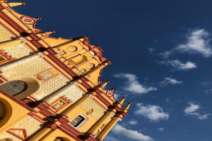San Cristóbal de las Casas. Foto Tess Broker.