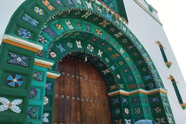 San Juan Chamula. Foto Fourquare.