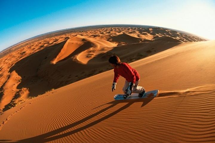 Sandboard_ 6 grandes destinos del mundo para practicarlo. Foto_ Atletas