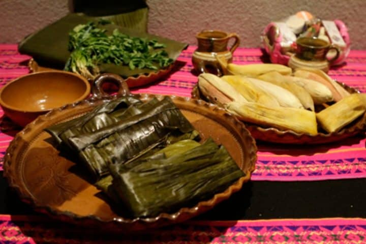 Tamales. Foto 24 Horas. El Diario sin Límites