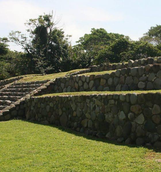 Zona Arqueológica El Chanal Foto:Visit México