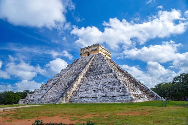 Visita Chichén Itzá. Foto VViktor.