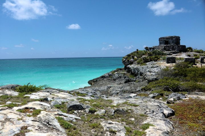 Visita la Rivera Maya. Foto Anonymous Traveller.