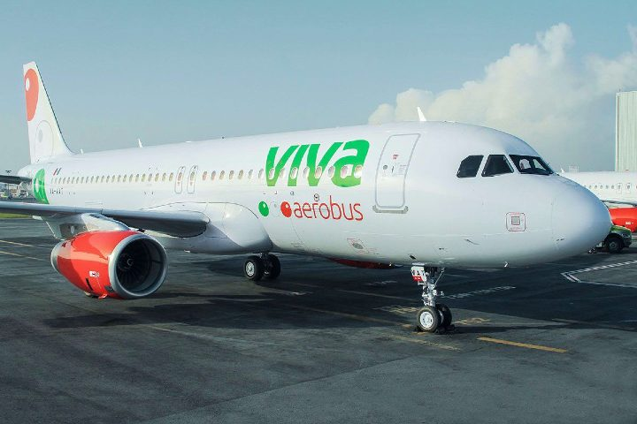 Viva Aerobus Foto Reportelobby