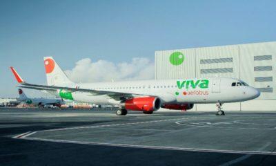 Viva Aerobus. Foto VA