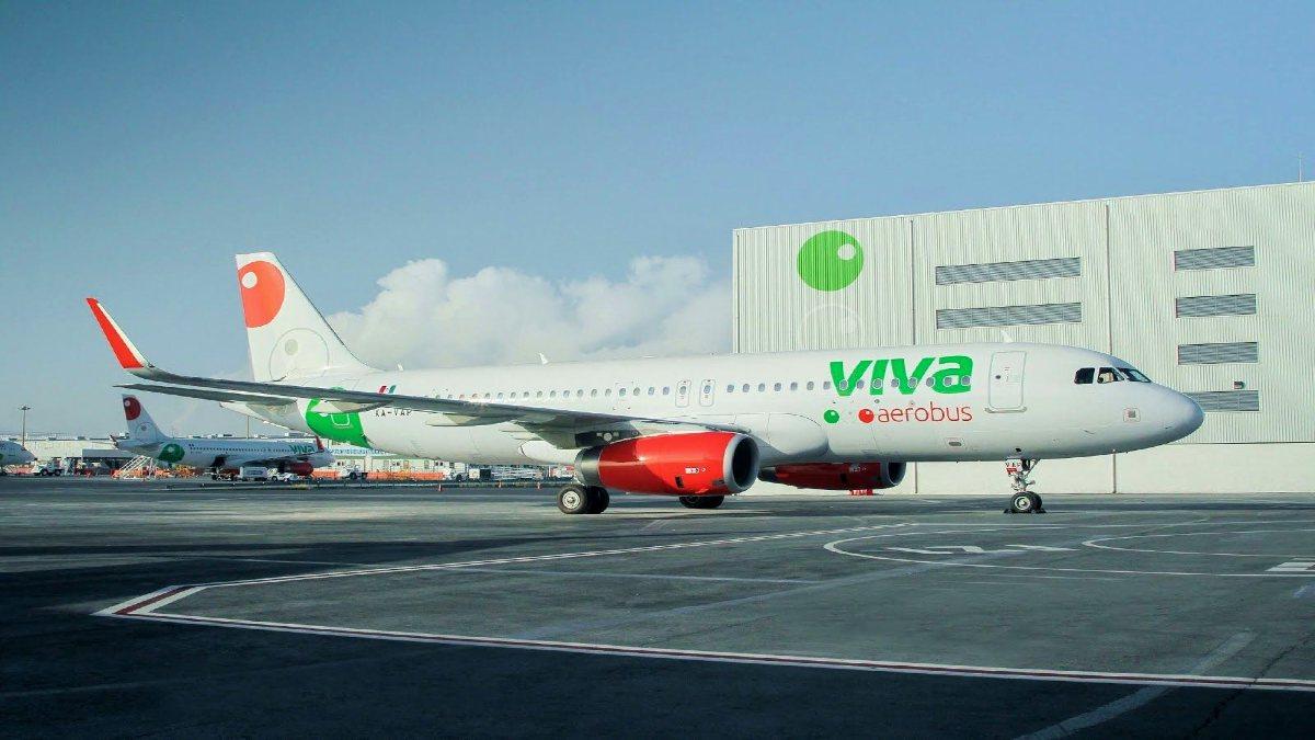 Viva Aerobus. Foto Reportelobby.
