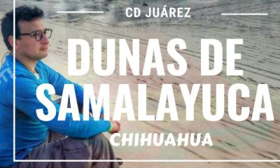 Dunas de Samalayuca Foto: Youtube