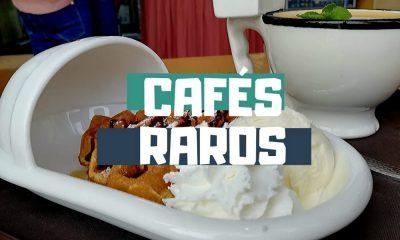 Cafés raros de Seúl Foto: Youtube