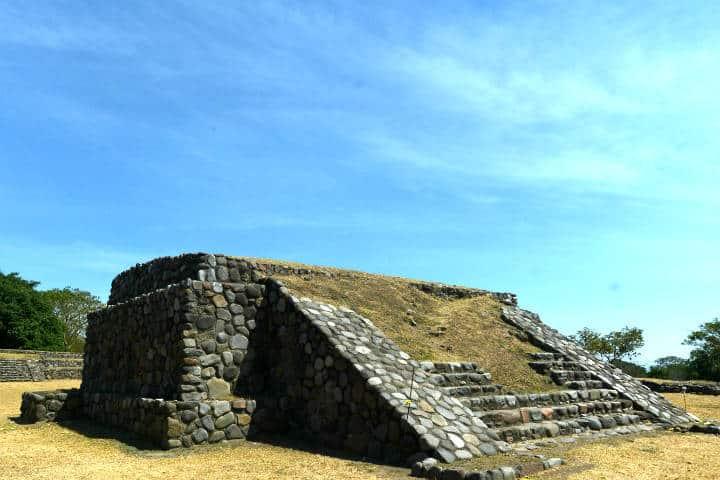 Zona Arqueológica El Chanal Foto Gobierno de Colima