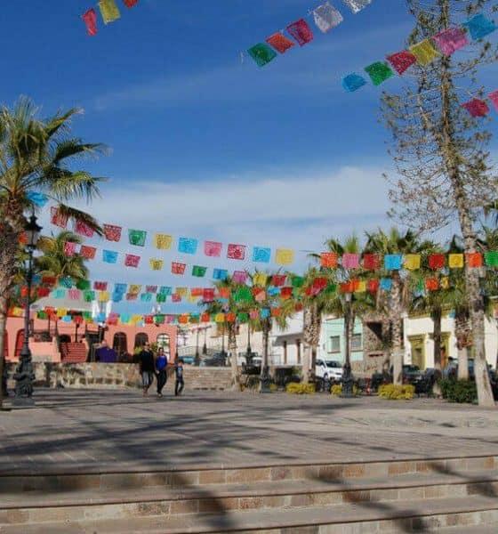Fiestas y clima de Todos Santos Foto. bcsnoticias