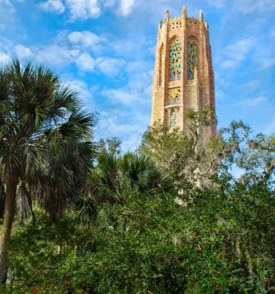 Bok Tower Caja musical Gigante Foto Bok Tower G10