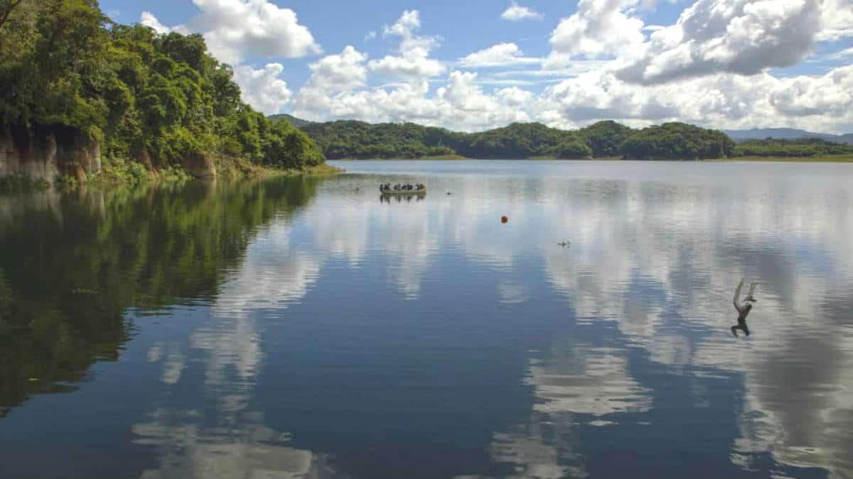 turismo de aventura en Selva Lacandona. Foto pixabay