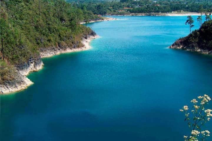 turismo de aventura en Selva Lacandona. Montes azules. Foto corazón de Chiapas