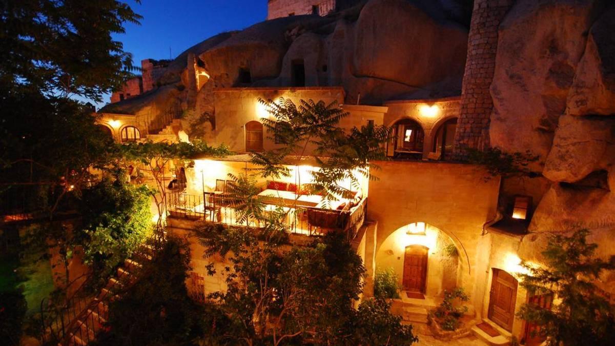 Portada Hotel Cueva Gamirasu. Foto. Viajes Araba Vida Bidaiak