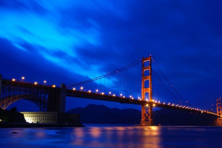 3 cosas que no sabias del Golden Gate. Foto_ Wallpape rtip.