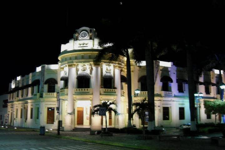 Antiguo Palacio Municipa de Tapachula. Foto Carlos Manuel Citalán