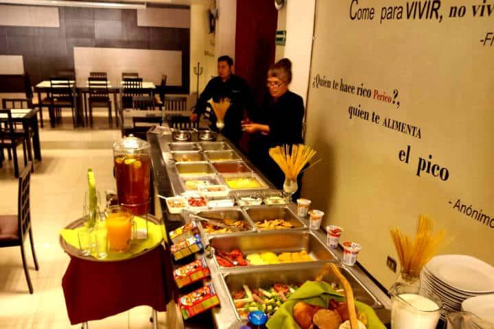Arrocito Corazón Buffet Tlaxco Foto Tlaxcala