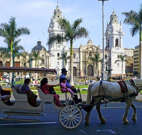 Lima es tu destino. Foto: Art DiNO