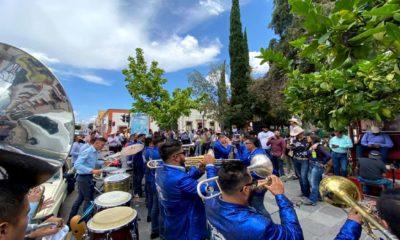 Fiestas y ferias de Jerez. Foto: Banda El Terre de Jerez
