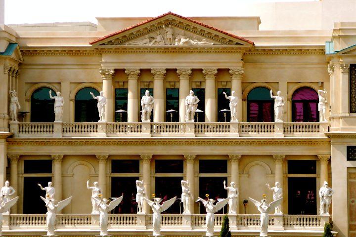 Caesars Palace. Foto Robert Wagner.