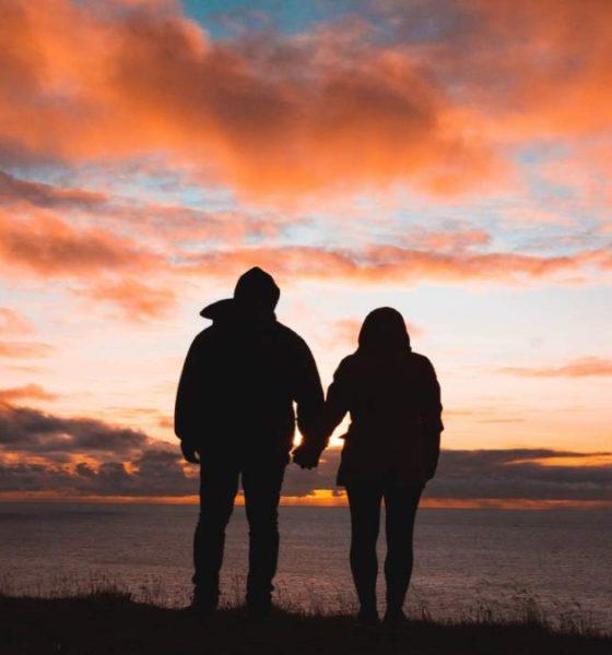 Caminito Amor Foto: Pareja cuando están de viaje