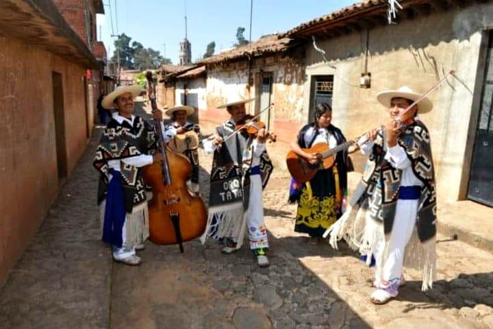 Música tradicional Purépecha