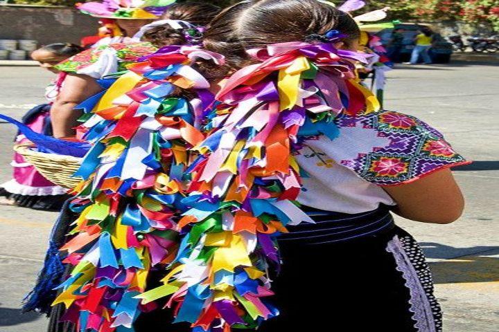 Carnaval de la Región Purépecha. Foto Joven-60 en Flickr.