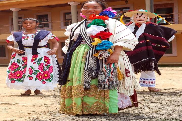 Carnaval de la Región Purépecha. Foto Purepecha.MX.