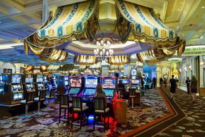 Casino Bellagio Foto TripSavy
