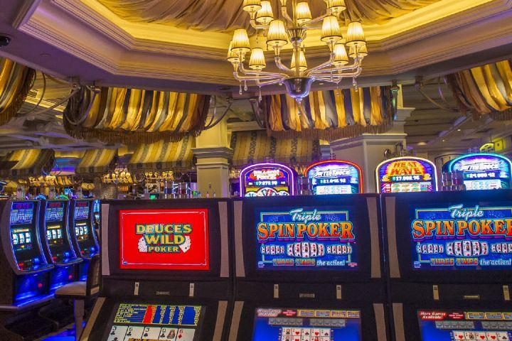 Casinos en Las Vegas. Foto_ Men`s and beauty