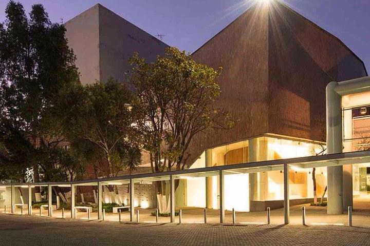 Centro Cultural del Bosque. Foto_ INBA