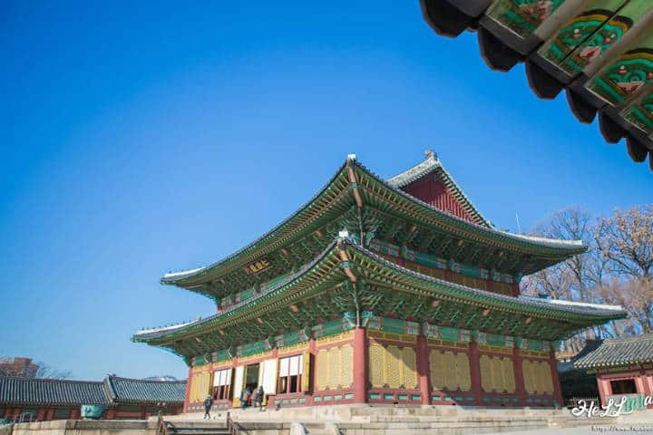 Changdeokgung. Foto Hellvania Photo