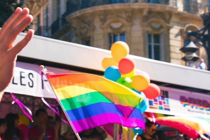 Ciudades gay. Foto Tristan Billet en Unsplash.