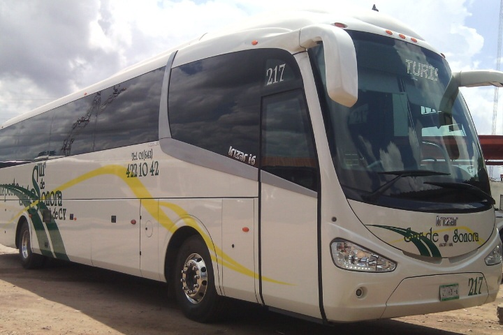 Cómo llegar a Jerez. Foto_ Transporte del sur