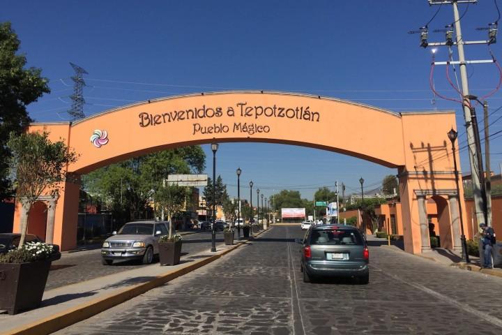 Cómo llegar a Tepotzotlán. Foto_ Facebook Tepotzotlán